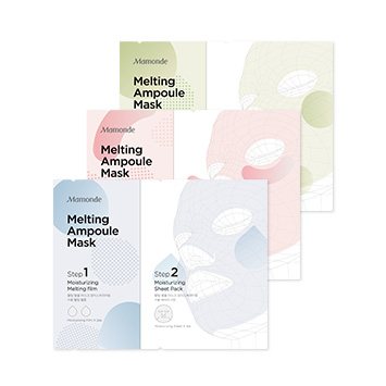 Mamonde Skin Care MELTING AMPOULE MASK 1