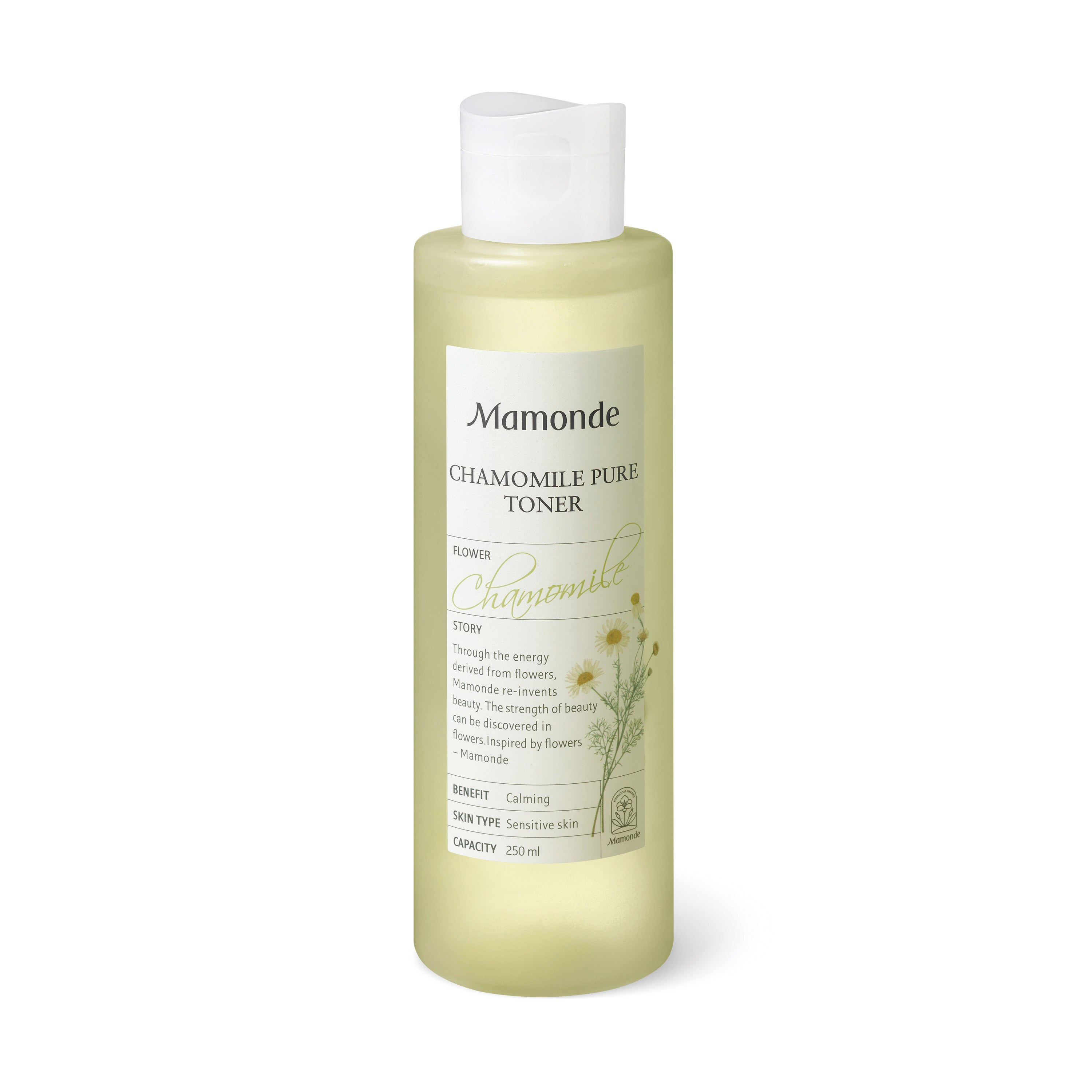 Mamonde Skin Care CHAMOMILE PURE TONER - Soothing Toner, Sensitive Skin