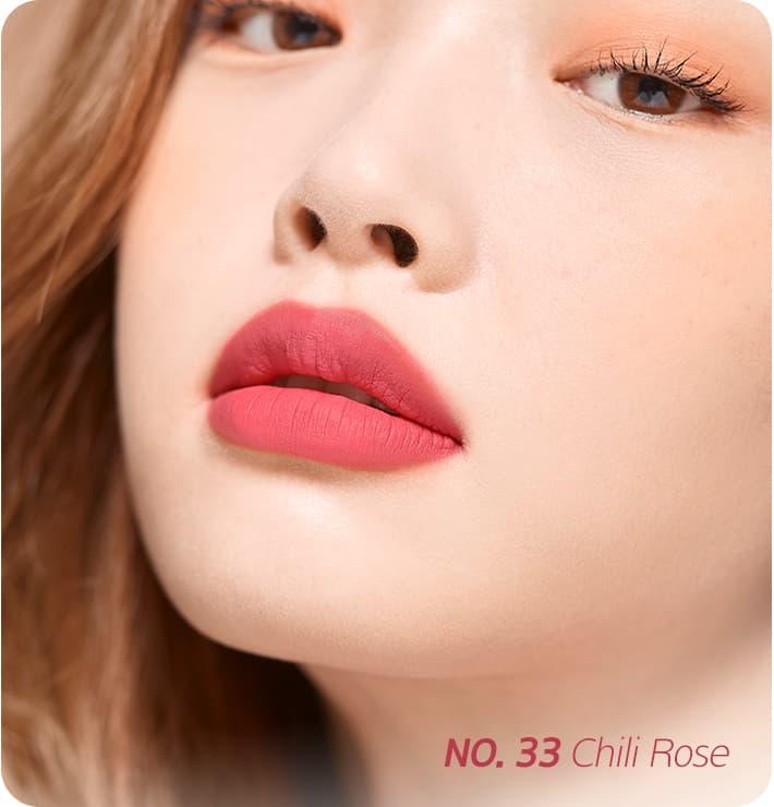 33호 칠리 로즈 제품 모델컷