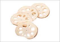 Lotus root powder