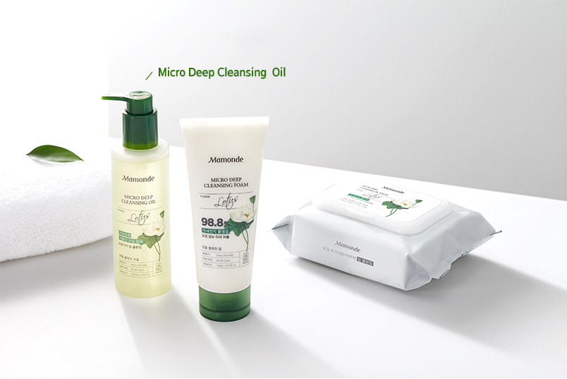 MICRO DEEP CLEANSING OIL