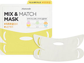 MIX&MATCH MASK - Firming Yellow