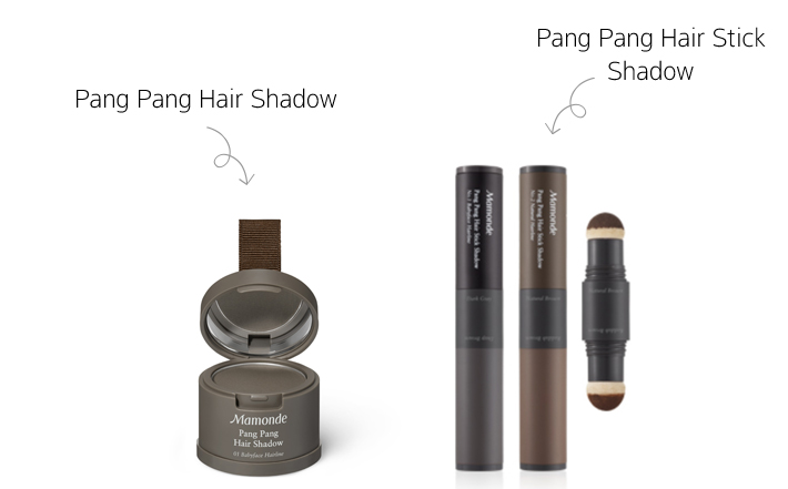 Pang Pang Hair Shadow / Pang Pang Hair Stick Shadow