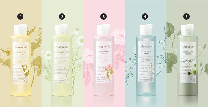 Flower Toner Line image